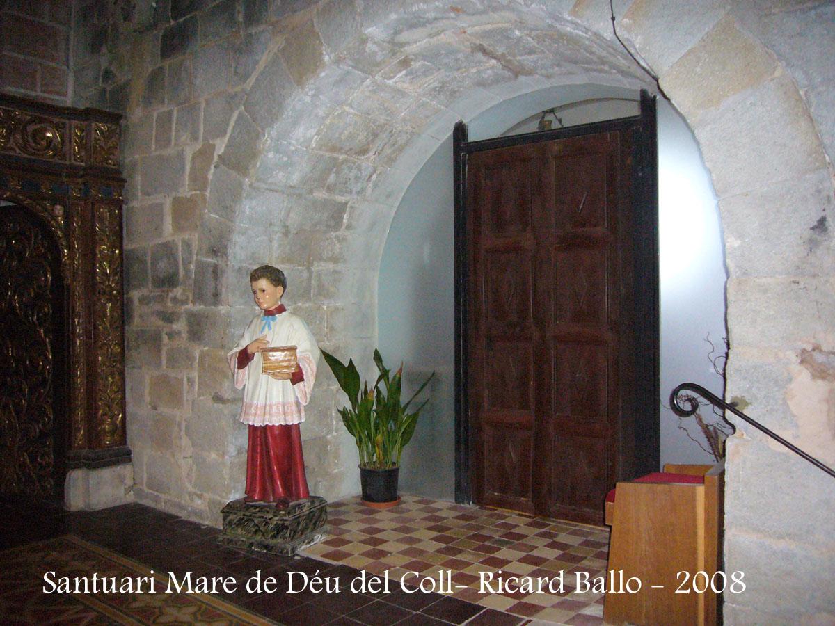 Santuari de la Mare de Déu del Coll – Osor / Selva  Catalunya Medieval
