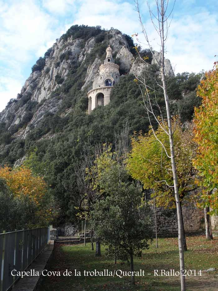 Santuari de la Mare de Déu de Queralt – Berga / Berguedà  Catalunya Medieval