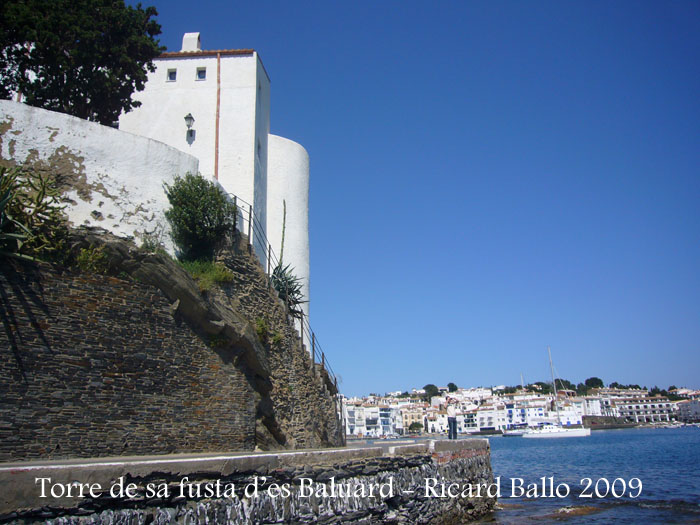 ... Fusta du2019es Baluard u2013 Cadaquu00e9s / Alt Empordu00e0 : Catalunya Medieval