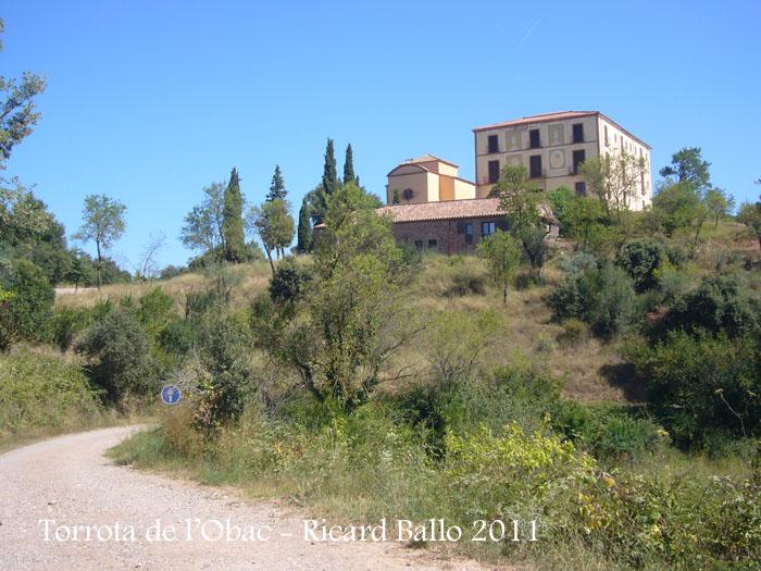 Torrota de l obac vacarisses vall s occidental - Casas en valles occidental ...