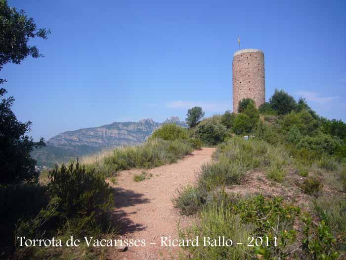 Torrota de vacarisses vall s occidental catalunya medieval - Casas en el valles occidental ...
