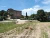 Castell de Plegamans / Palau-solità i Plegamans - Vista general, entorn
