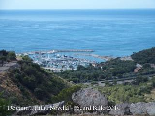 Camí de Palu Novella a Sitges