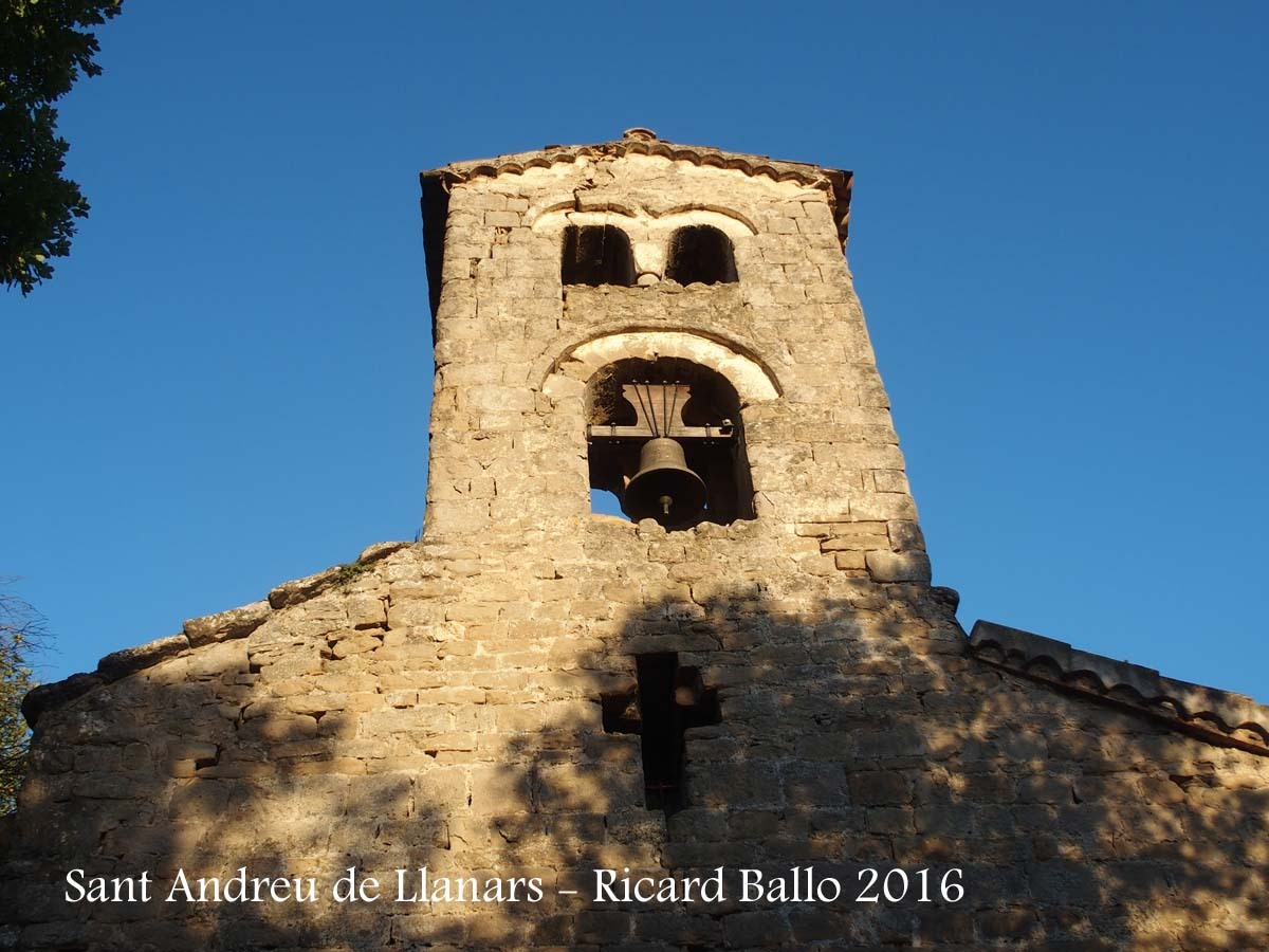 Capella de Sant Andreu de Llanars – Prats de Lluçanès