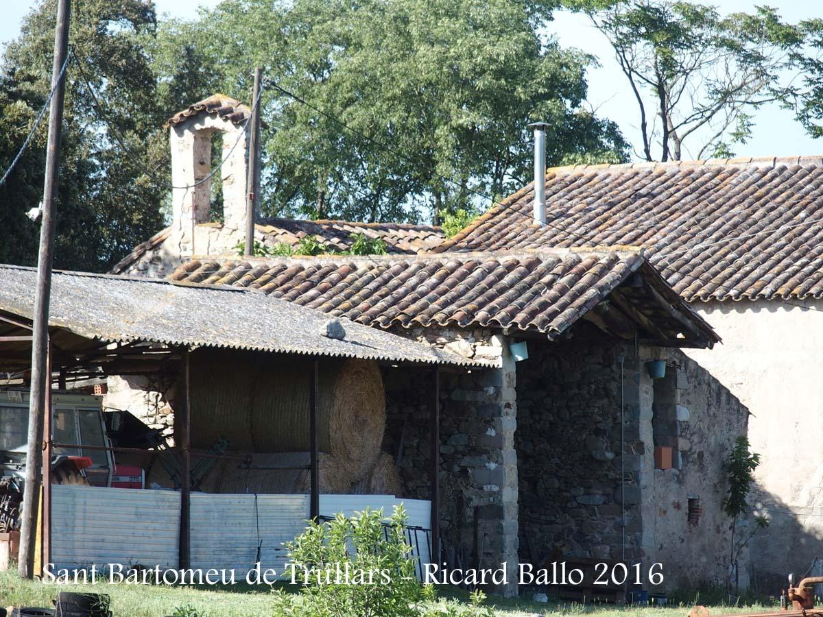 Capella de Sant Bartomeu de Trullars – Bescanó