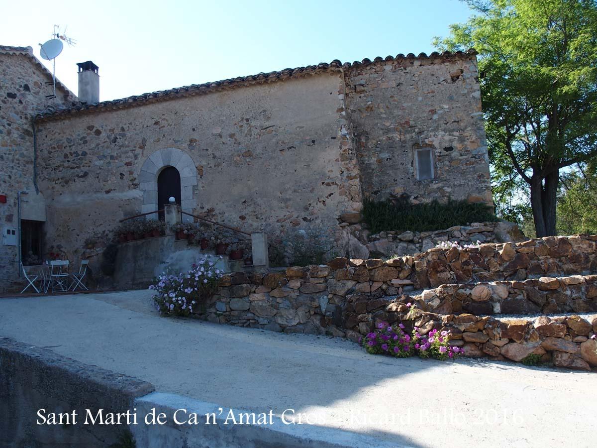 Capella de Sant Martí de Ca n'Amat Gros – Bescanó