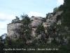 Capella de Sant Pau – Horta de Sant Joan - Entorn