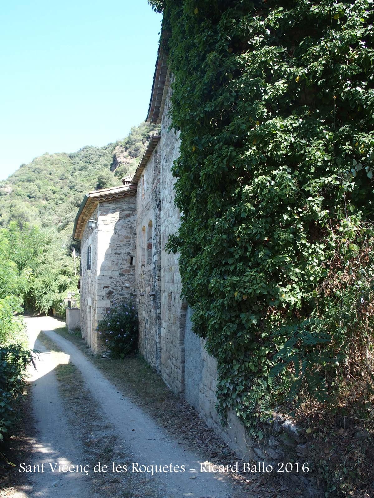 Capella de Sant Vicenç de les Roquetes – Sant Julià de Ramis