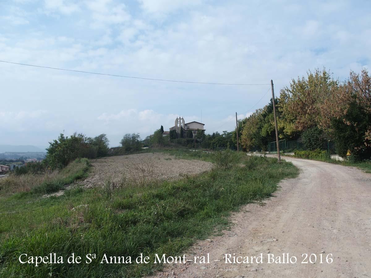 Capella de Santa Anna de Mont-ral – Gurb