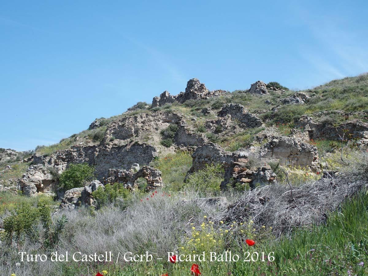 Tossal del castell - Entorn de la Capella de la Verge – Os de Balaguer