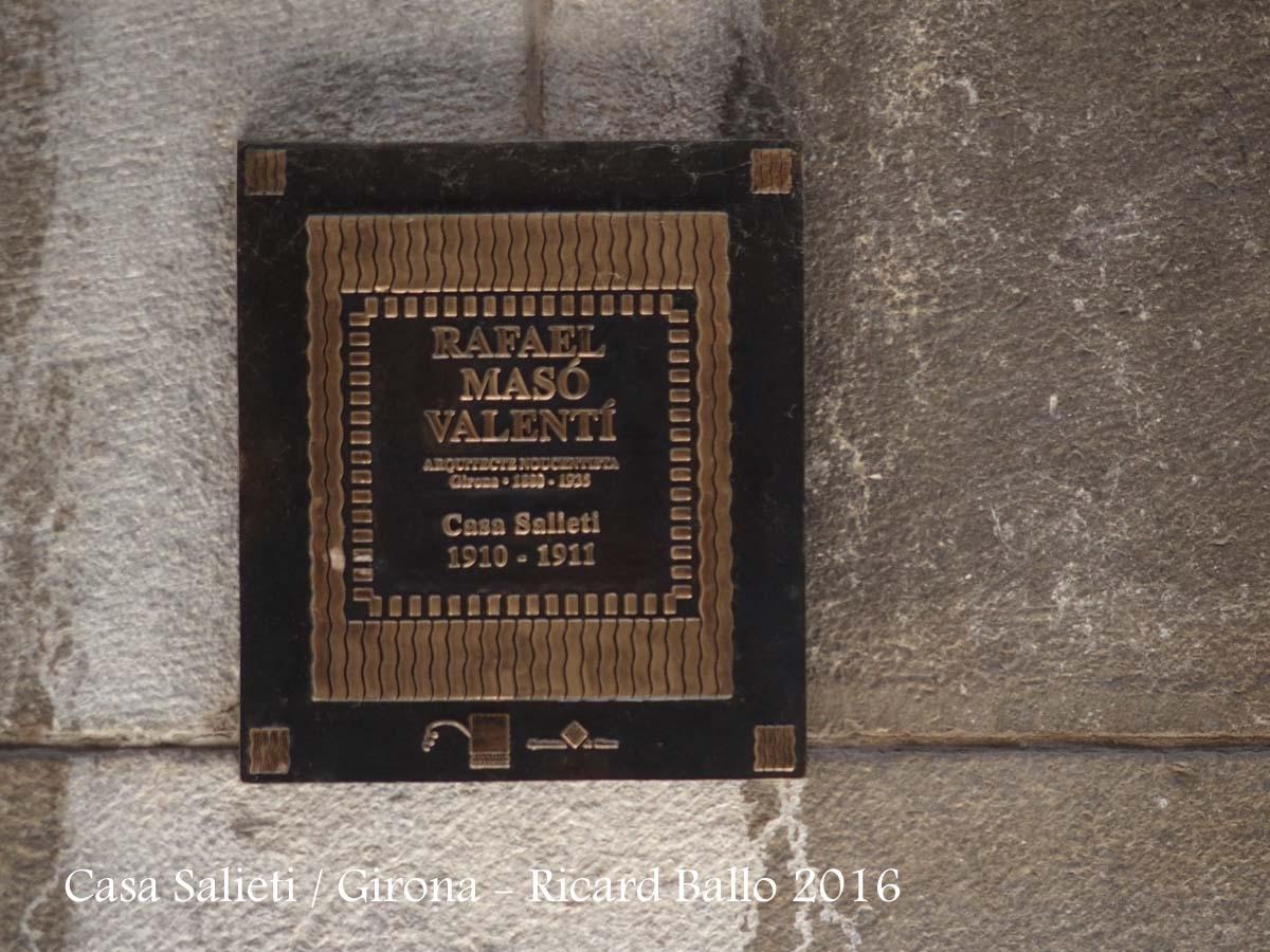 Casa Salieti – Girona