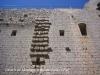 Castell de Montgrí – Torroella de Montgrí - Desconeixem la utilitat d'aquestes pedres enganxades a la façana
