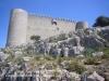 Castell de Montgrí – Torroella de Montgrí - Altra imatge de l'altiva fortalesa