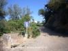 Castell de Montgrí - Torroella de Montgrí - Aquí comença el camí a peu. Com es pot comprovar no és gaire ostentós