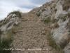 Castell de Montgr í -Torroella de Montgrí - Un tros de camí empedrat