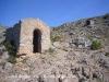 Castell de Montgrí - Torroella de Montgrí - Sembla ser que aquestes capelletes també servien de refugi als pastors de la zona