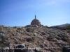 Castell de Montgrí - Torroella de Montgrí - Ja arribem al coll on hi ha la creu de Santa Caterina