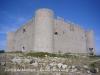 Castell de Montgrí - Torroella de Montgrí - Dues façanes del castell