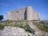 Castell de Montgrí - Torroella de Montgrí - façana davantera