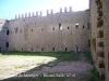 Castell de Montgrí-Torroella de Montgrí - Pati d'armes