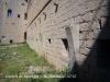 Castell de Montgrí - Torroella de Montgrí. Aquí podem veure les arrencades d'uns arcs que haurien d'haver aguantat les bigues del sostre de la planta baixa