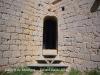 Castell de Montgrí - Torroella de Montgrí - Porta d'entrada a la torre des de la que s'accedeix als merlets