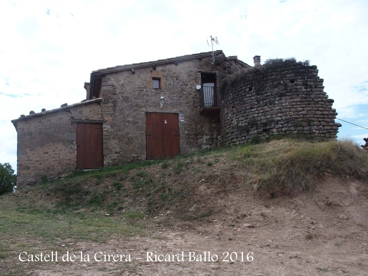 Castell de la Cirera – Sant Feliu Sasserra