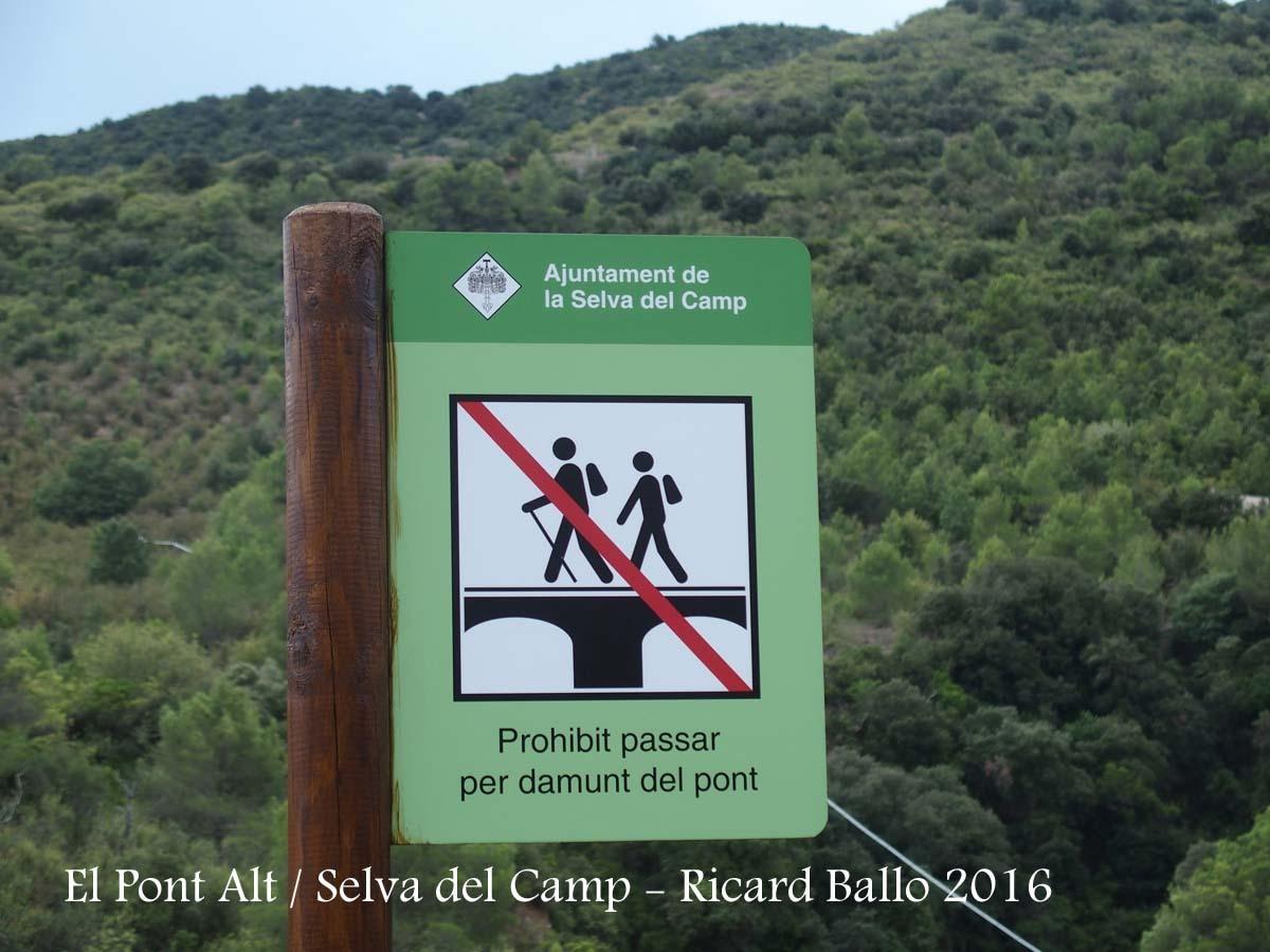 El Pont Alt – Selva del Camp