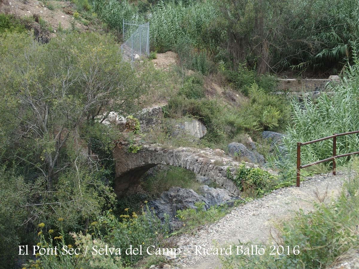 El Pont Sec – Selva del Camp