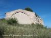 Ermita de Sant Bartomeu – La Fatarella - Façana posterior