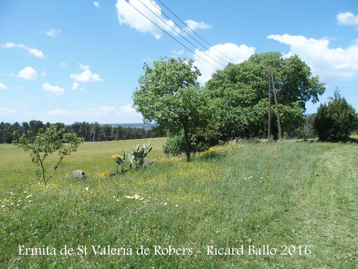 Entorn de l'Ermita de Sant Valerià de Robers – Lliçà d'Amunt