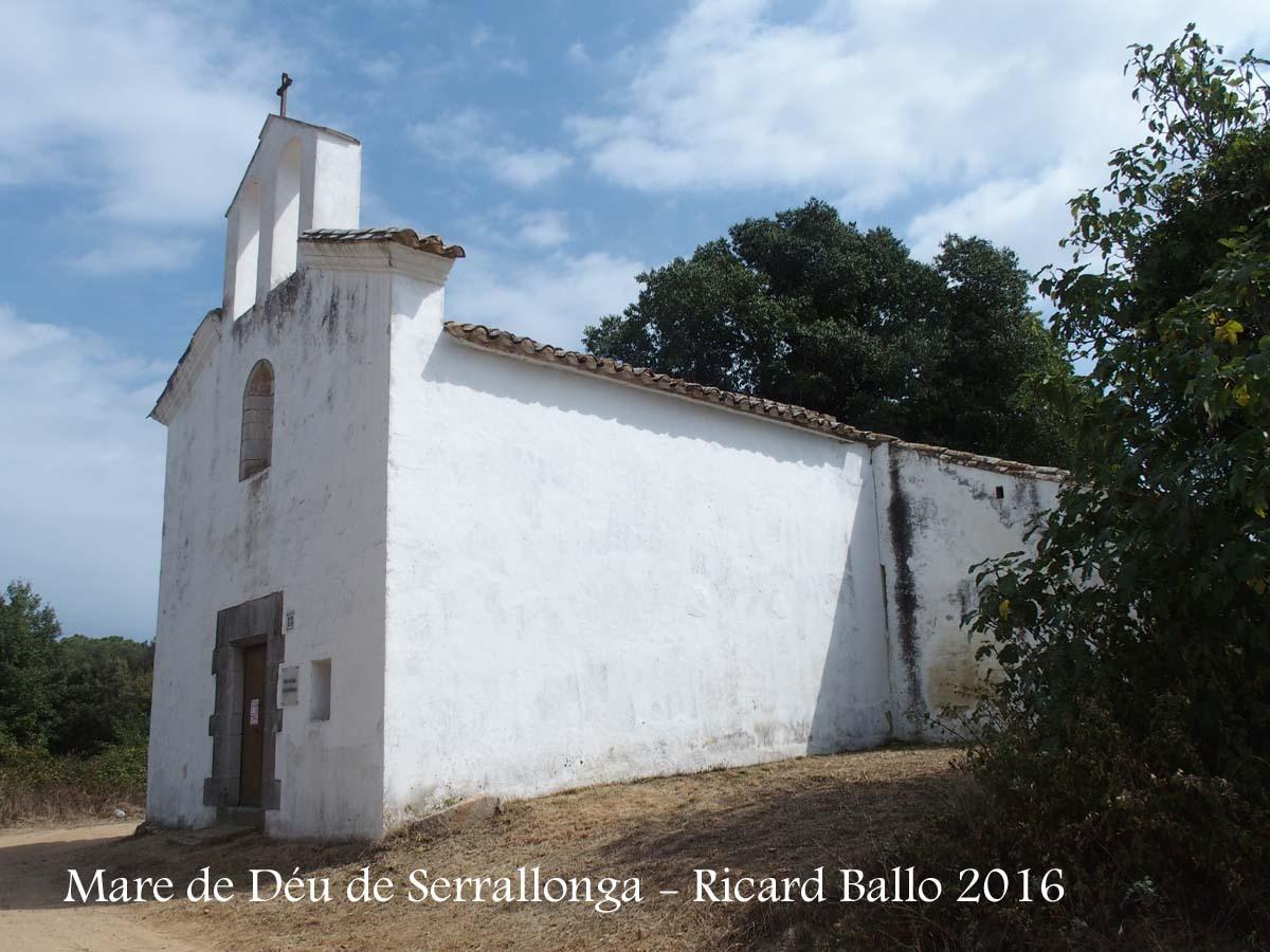 Ermita de la Mare de Déu de Serrallonga – Brunyola