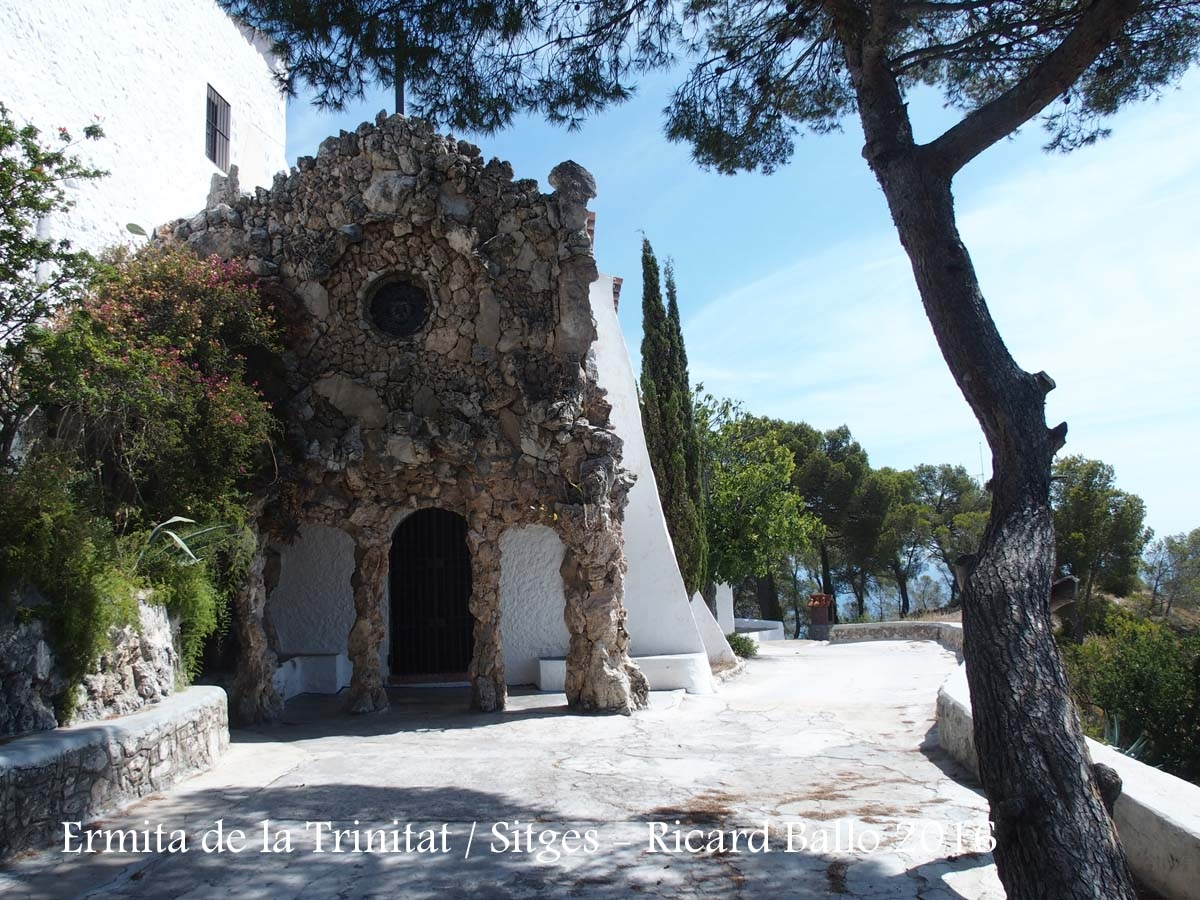 Ermita de la Trinitat – SitgesErmita de la Trinitat – Sitges
