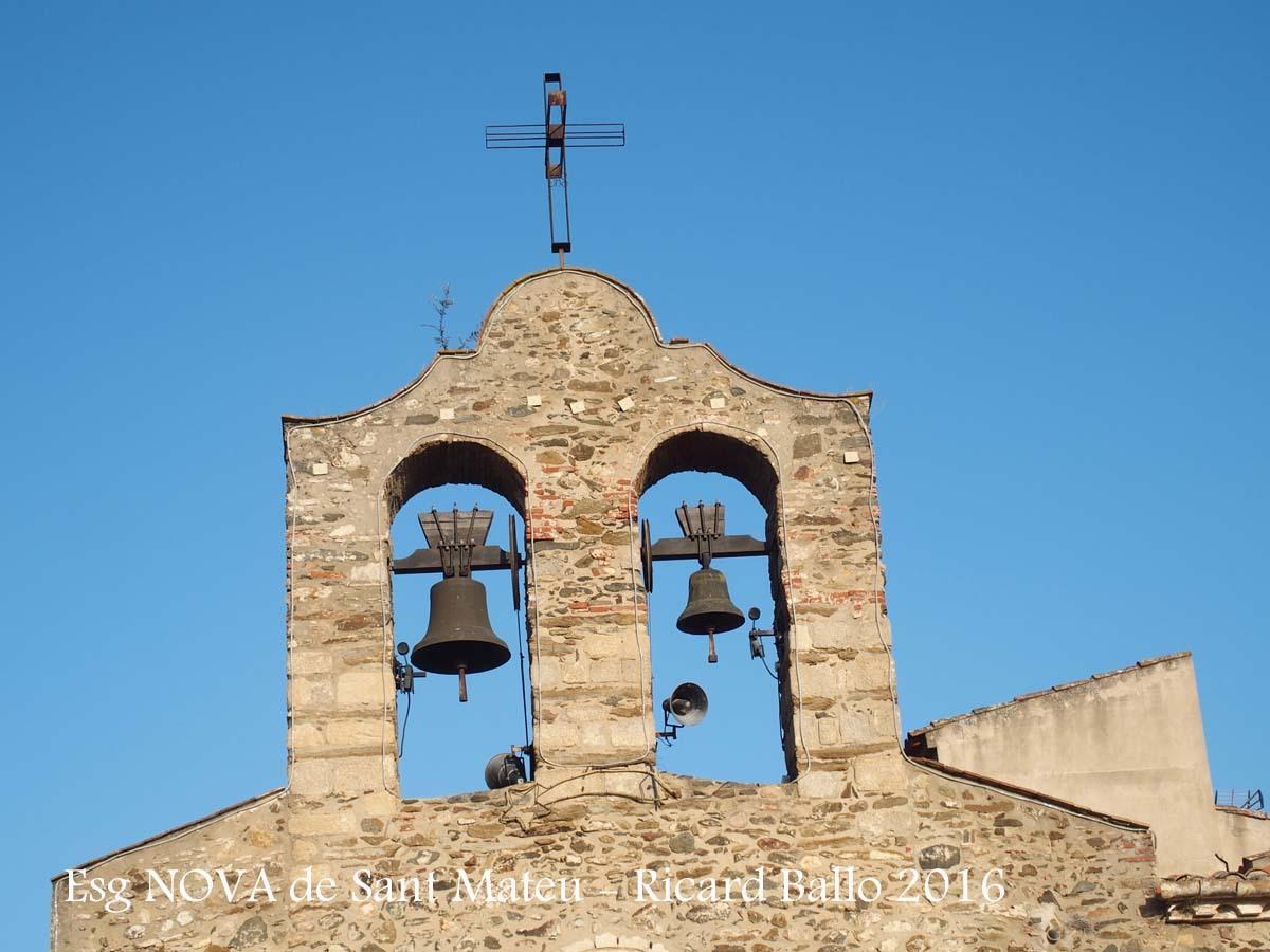 Església NOVA de Sant Mateu – Vall-llobrega
