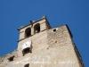 Església de Sant Esteve – Madremanya - Vista d'un matacà, convertit en rellotge