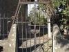 Església de Sant Esteve de Granollers de la Plana – Gurb - Porta d'accés al cementiri