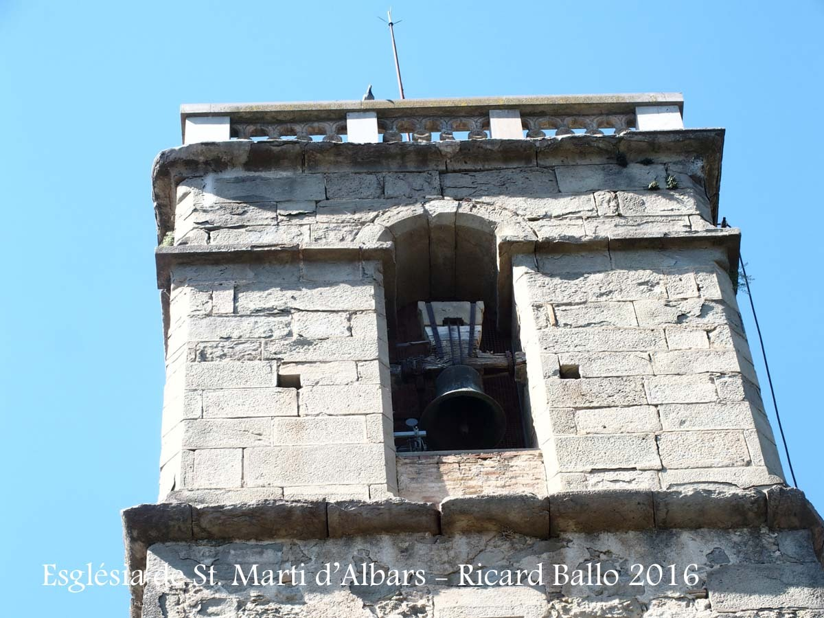 Església de Sant Martí d'Albars – Sant Martí d'Albars