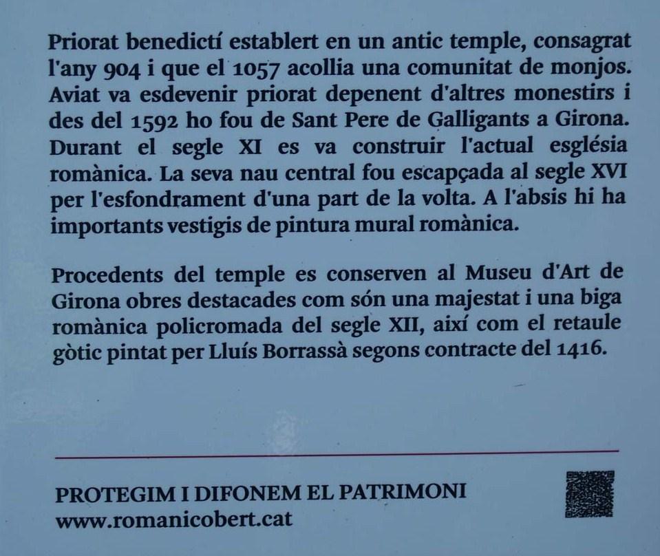 Església de Sant Miquel de Cruïlles–Cruïlles, Monells i Sant Sadurní de l'Heura