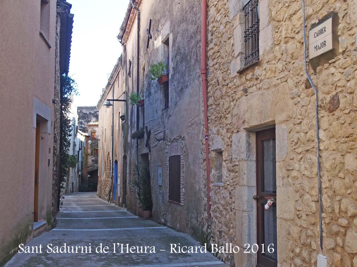 Església de Sant Sadurní ? Cruïlles, Monells i Sant Sadurní de l'Heura /  Baix Empordà | Catalunya Medieval