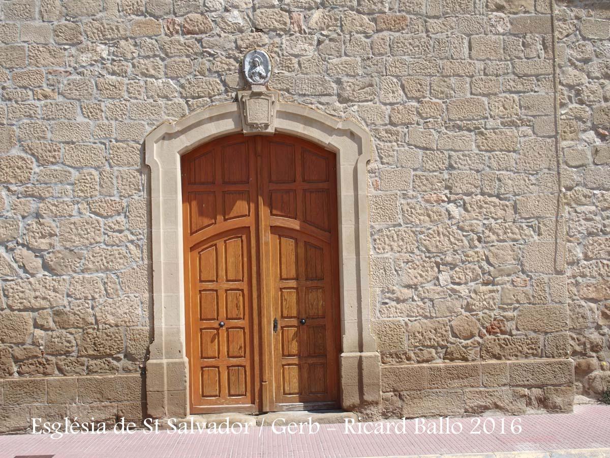 Església de Sant Salvador – Os de Balaguer