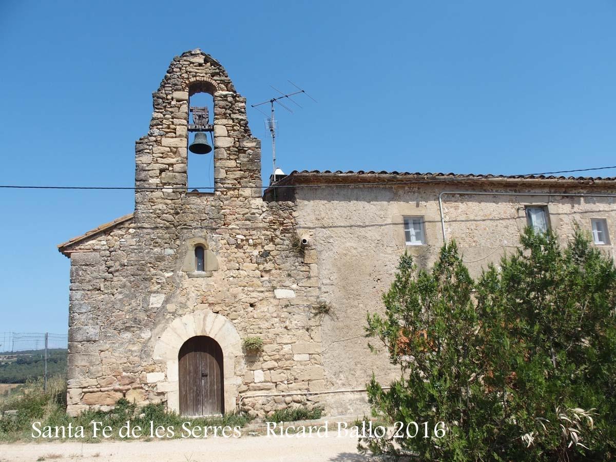 Església de Santa Fe de les Serres – Sant Julià de Ramis