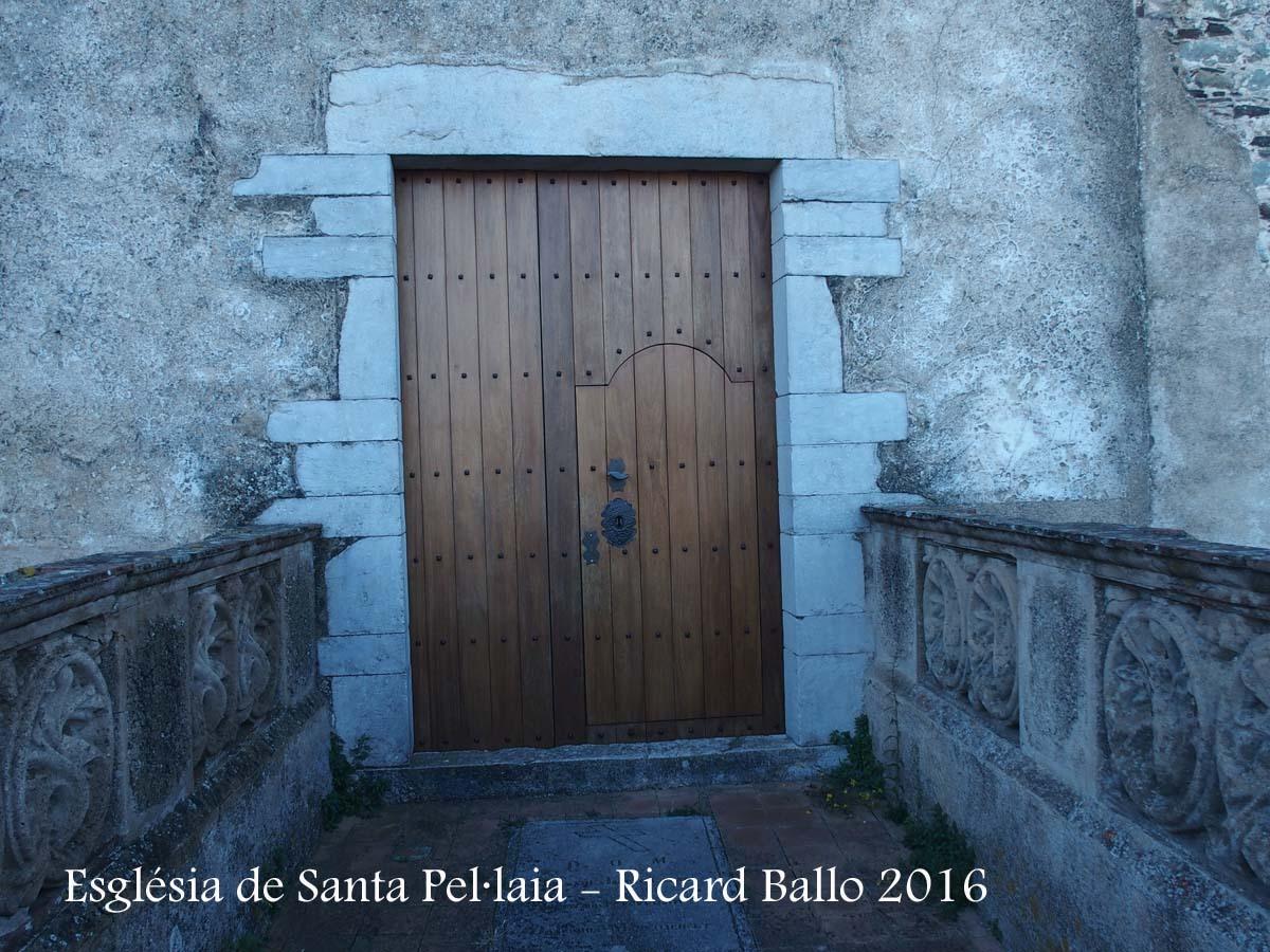 Església de Sant Miquel de Cruïlles – Cruïlles, Monells i Sant Sadurní de l'Heura