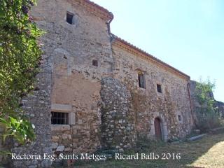 Rectoria de l'Església dels Sants Metges – Sant Julià de Ramis