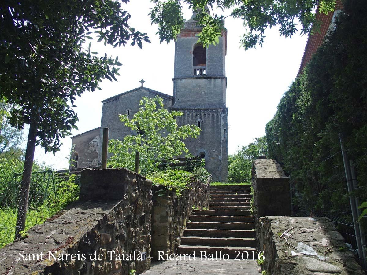 Església parroquial de Sant Narcís de Taialà – Sant Gregori
