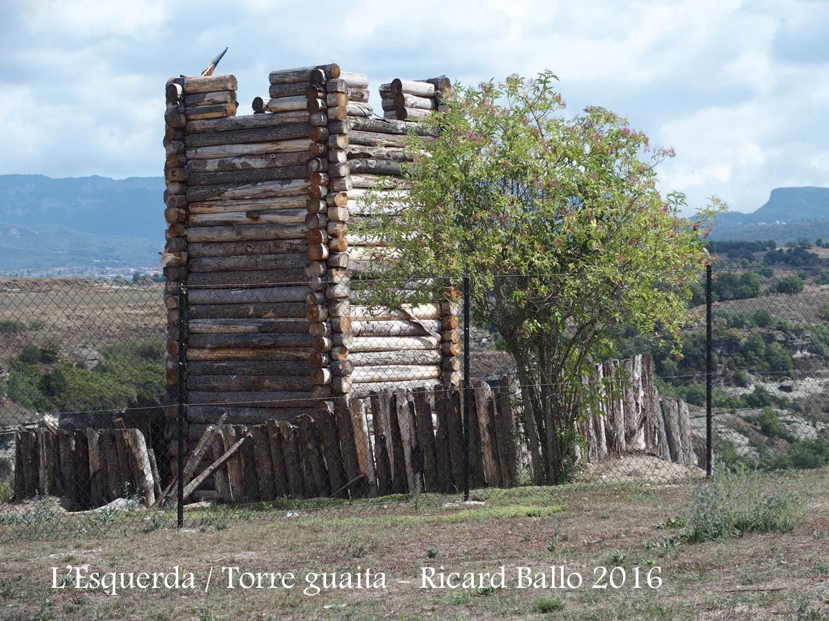 L'Esquerda - Torre carolingia