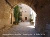 Madremanya-Muralla-Portal gòtic
