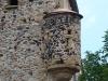 Mas Bru – Girona - Segona torre del mas - Detall: garita