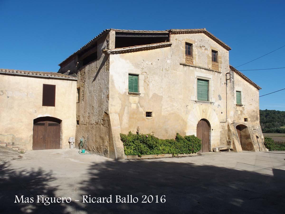 Mas Figueró – La Bisbal d'Empordà