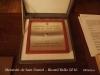 Monestir de Sant Daniel - Girona - Creu de Sant Jordi que els hi va ser atorgada l'any 2015, per a ser l'única benedictina femenina de Catalunya que resideix al mateix lloc on va néixer,.