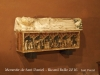 Monestir de Sant Daniel - Girona - Sarcòfag on reposen les restes de Sant Daniel